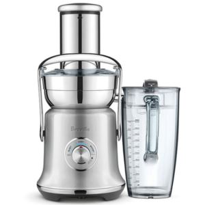 The Juice Fountain Cold XL Plus in Brushed Stainless Steel