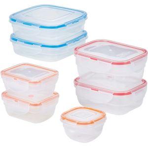 Easy Essentials Color Mates 14pc Container Set