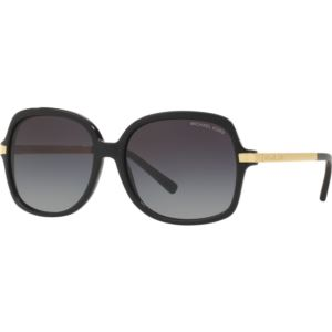 Women's Square Sunglasses - Black