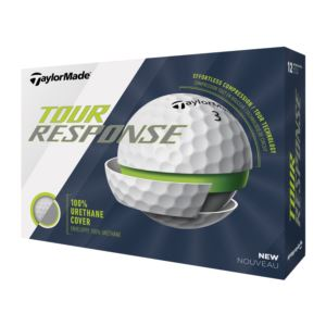 Tour Response Golf Balls - White