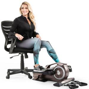 Bionic Body Compact Elliptical Trainer