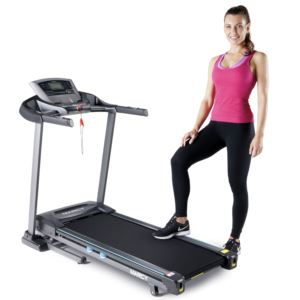 Marcy Motorized Treadmill With Auto Incline