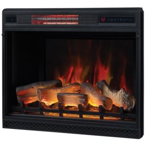 "28"" Infrared Fireplace Insert"