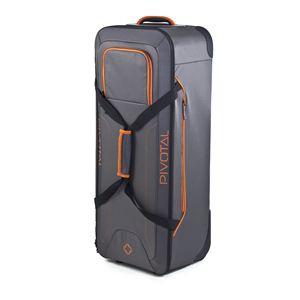 Soft Case Charcoal/Orange