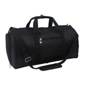 Convertible Duffel/Garment Bag Black