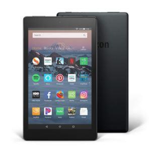 Fire HD 8 Tablet 16GB - Black