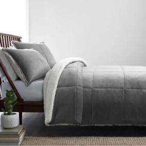 Blissful Comforter and Sham Set - King