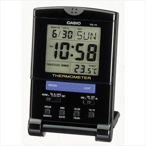 Travel Alarm Clock - Thermometer
