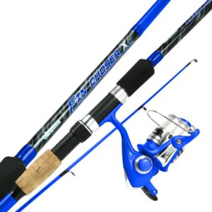 "Fin Chaser ""X"" Series Combo- Blue"