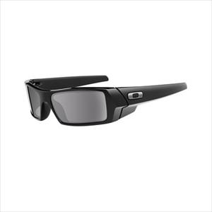 Gas Can Sunglass-Polished Black