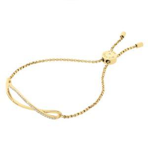 Gold Tone Brillance Bracelet