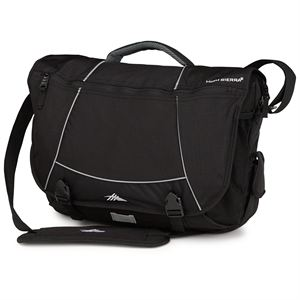 Tank Messenger Bag-