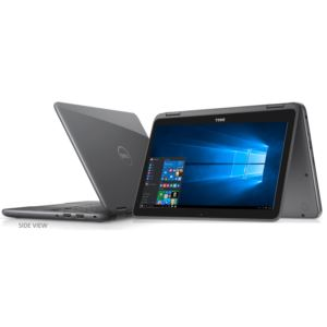 """11.6"""" Inspiron 2-in-1 Notebook-Gray"""