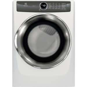 Perfect Steam Electric Dryer -White, 8.0 Cu. Ft.