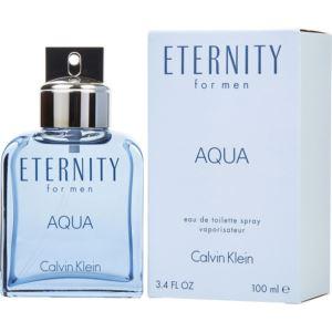 Eternity Aqua for Men Eau de Toilette - 3.4 fl oz