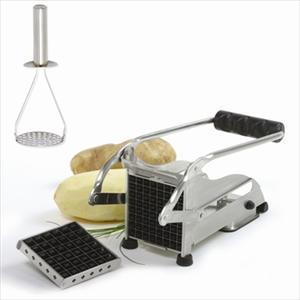 Grip-Ez Potato fry cutter and masher