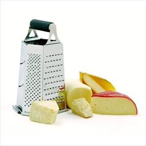 Grip-Ez Grater w/ Catcher