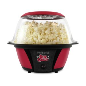 Stir Crazy 6 Qt Stirring Popcorn Machine