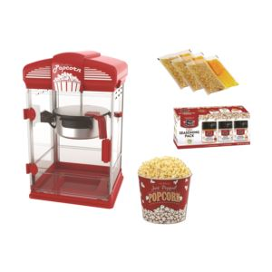 West Bend - Theater Popper Machine Kit - 4 oz.