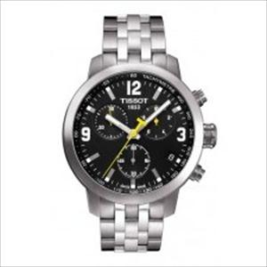 Men's PRC 200 Black Chronograph Quartz Watch