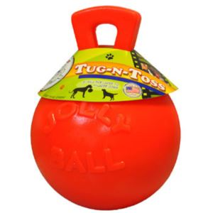 8In Tug N Toss Ball