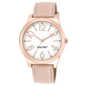 Women's Pink Strap Watch