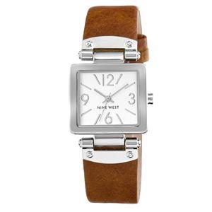 Women's Brown Strap Watch