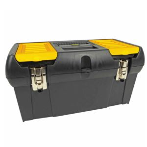 19 inch Tool Box with Tray