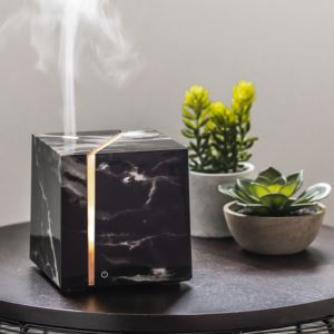 Onyx Black Essential Oil Diffuser