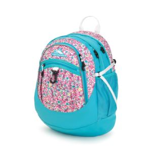 Fatboy Backpack Prairie Floral/Tropic Teal/White