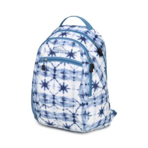 Curve Backpack Indigo Dye/Mineral