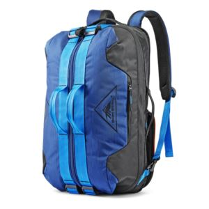 Dells Canyon Convertible Duffel True Navy/Black/Sports Blue