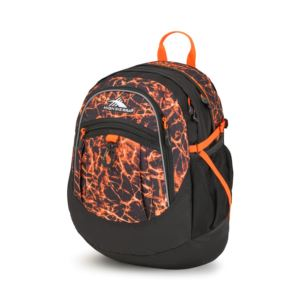 Fatboy Backpack Fireball/Black/Electric Orange