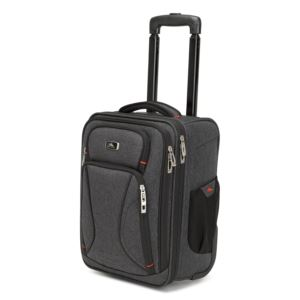 Endeavor Wheeled Underseat Carry-On Mercury Heather