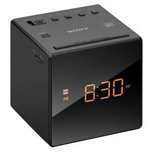 Clock Radio Black