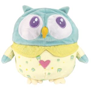 OK to Wake! Plush Owl with Night-Light & Music Ages 3-5 Years
