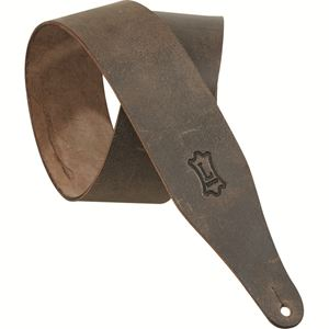 Levy's Leathers Distressed Leather Guitar Strap