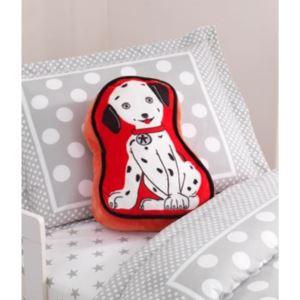 Firefighter Dog Pillow