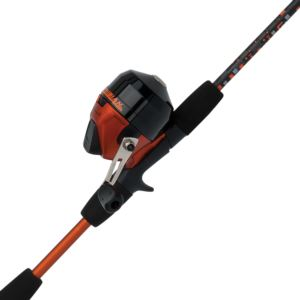 Amphibian Spincast Youth Combo 2-Piece 5ft 6in Rod