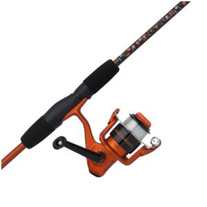 Amphibian Spinning Youth Combo 2-Piece 5ft 6in Rod