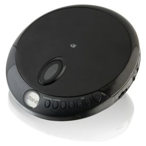 Portable CD Player 60 Second Skip Protection