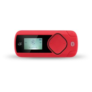 Wireless Digital Audio Player, FM Radio, Belt Clip