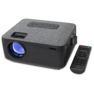 Mini Projector with BT & Built-In Battery