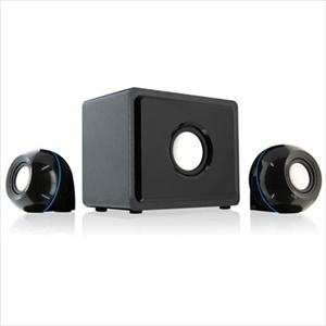2.1 Channel Speakers w/Subwoofer