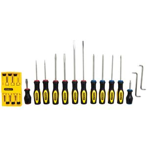 20-Piece Versatile Screwdriver Set