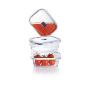 6pc Purebox Active Rectangular Food Storage Set