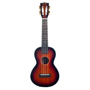 Java Concert Ukulele with Carry Case