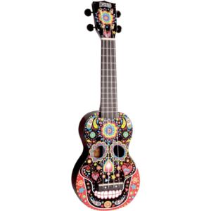 Art Series Day of the Dead Soprano Ukulele