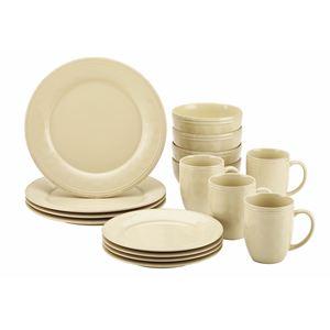 Cucina Stoneware 16-Piece Dinnerware Set