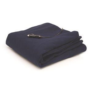 Blanket-Heated, Double, Fleece, 12V